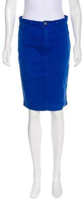 Robert Rodriguez Knee-Length Pencil Skirt