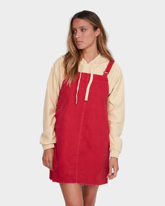 RVCA Neo Pinny Dress