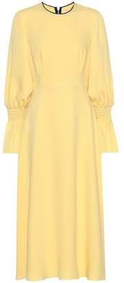 Roksanda Duana silk dress