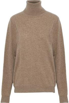 Chalayan Sliced Cashmere Turtleneck Sweater