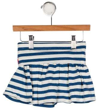 Polo Ralph Lauren Girls' Striped Knit Skort