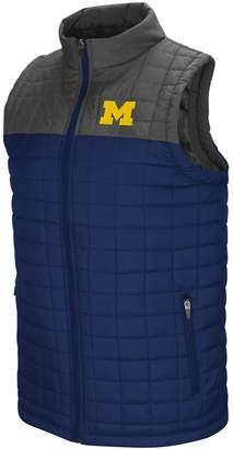 Men's Michigan Wolverines Amplitude Puffer Vest