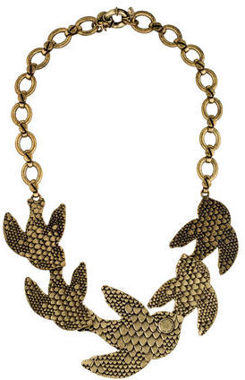 Marc By Marc JacobsMarc by Marc Jacobs Petal to the Metal Flock Necklace
