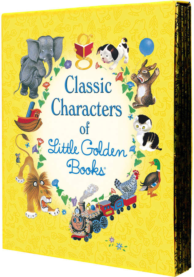 Buy Classic Characters of Little Golden Books!