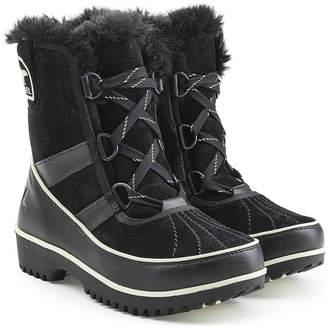 Sorel Tivoli II Suede and Rubber Short Boots