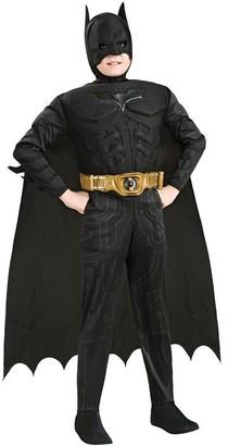 Rubie's Costume Co Rubie's Costumes Deluxe Muscle Chest Batman Dark Knight Costume - Medium