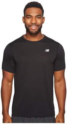 New Balance Accelerate Short Sleeve Men's Short Sleeve Pullover