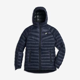 Nike Sportswear Big Kids' (Boys') Down Jacket $200 thestylecure.com