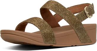 FitFlop Lottie Glitzy Back-Strap Sandals