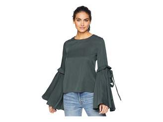 J.o.a. Bell Sleeve Top Women's Clothing