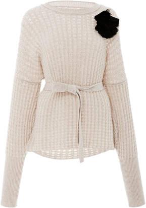 Brock Collection Kaori Knit Top