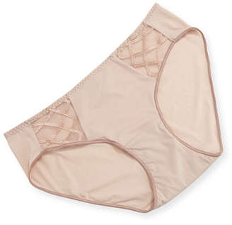 Lejaby Maison Sopi Lace-Trim Bikini Briefs