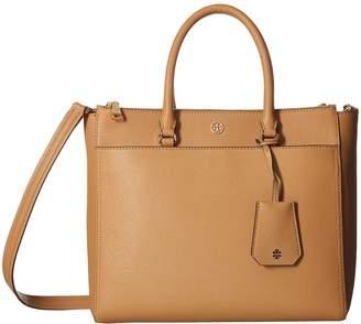 Tory Burch Robinson Double Zip Tote Tote Handbags