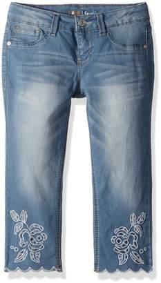Lee Big Girls' Fashion Skinny Capri Jean