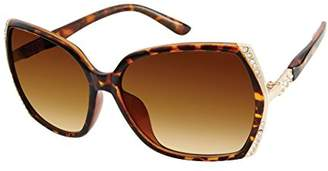 Southpole Women's 240sp-Ts Square Sunglasses