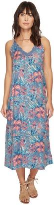 Roxy - Optic Diamond Maxi Dress Women's Dress $64.50 thestylecure.com