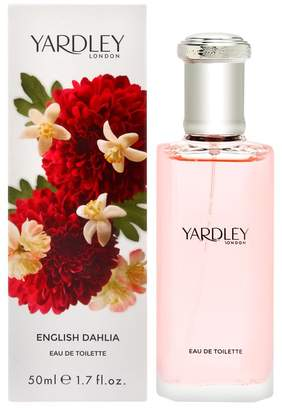 Yardley London English Dahlia By of London 1.7 oz Eau De Toilette Spray