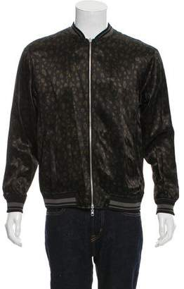 3.1 Phillip Lim Reversible Leopard Souvenir Jacket w/ Tags