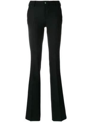 Pt01 flared trousers