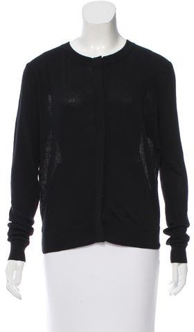 Opening Ceremony Wool-Blend Embroidered Cardigan w/ Tags