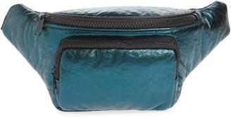 Jane & Berry Metallic Faux Leather Belt Bag