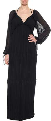 P.A.R.O.S.H. Pleated Dress