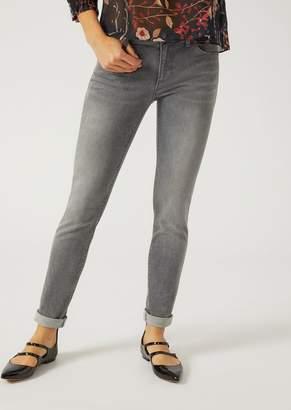 Emporio Armani J28 Super Skinny Jeans