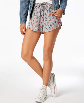 Looney Tunes Love Tribe Juniors' Printed Shorts