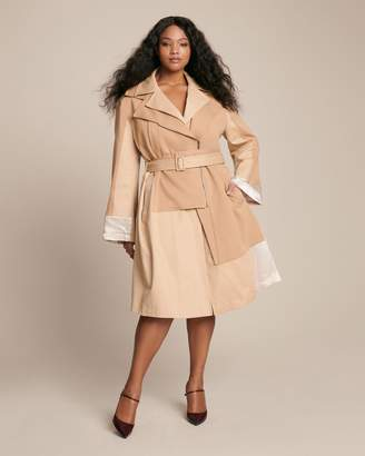 Koché Deconstructed Trench
