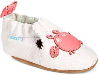 Robeez Soft Soles Crab Cutie Shoes, Baby Girls (0-24 months) $26 thestylecure.com