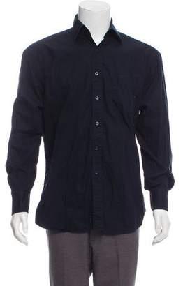 Gucci Woven Dress Shirt