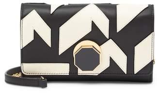 Louise et Cie Edeth Small Leather Crossbody Bag
