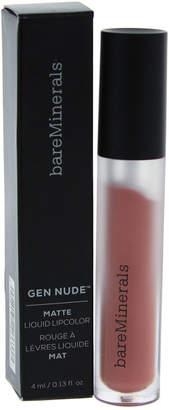 bareMinerals 0.13Oz Infamous Gen Nude Matte Liquid Lipcolor