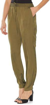 Vince Camuto Drawstring Pull-On Pants