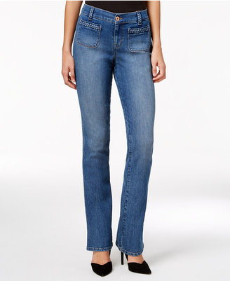 Style & Co Bootcut Jeans, Only at Macy's $54.50 thestylecure.com