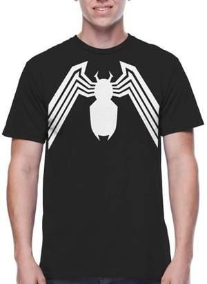 Spiderman Super Heroes & Villains Marvel Leggs Men's Graphic T-shirt