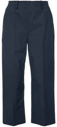 Lemaire boxy cropped trousers