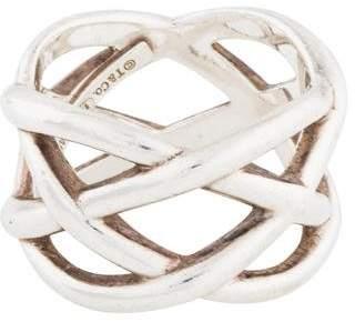 Tiffany & Co. Celtic Knot Ring