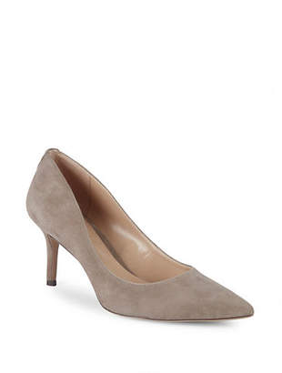 Lauren Ralph Lauren Landette Suede Point Toe Pumps