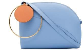 Roksanda blue eartha medium leather shoulder bag