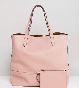 Street Level Tote Bag In Blush