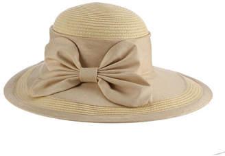 Callanan Picture Brim Bow Hat