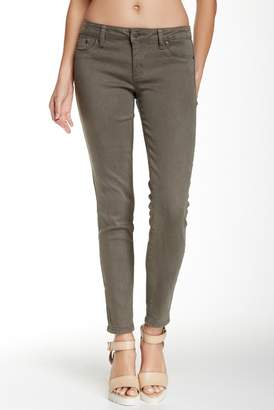 Tractr Basic Roll Cropped Ankle Jeans
