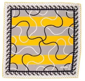Tiffany & Co. Silk Print Scarf