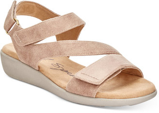 Easy Spirit Kailynne Sandals Women's Shoes $79 thestylecure.com