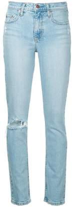 Nobody Denim True Jean Ankle Remixed jeans