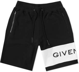 Givenchy Basketball Sweat Short