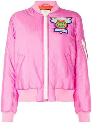 Gucci Loved bomber jacket