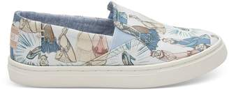 Toms Disney Luca 10012730 Youth Size 2.5