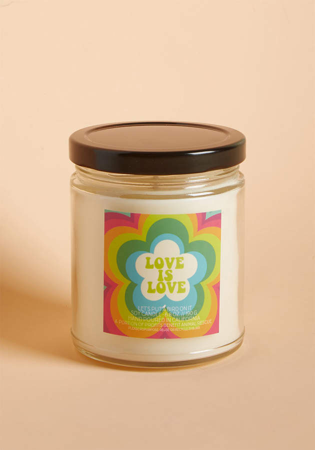 Far-Out Fragrances Soy Candle in Love
